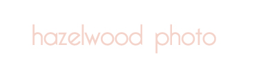 Hazelwood Photo {Wedding & Lifestyle Photography} logo